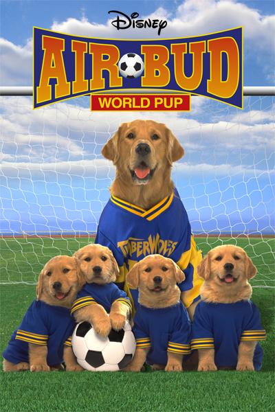 """[Disney] La Saga """"Air Bud"""" (2 films + 12 suites vidéos de 1997 à 2012) 2000-airbud3-1"""