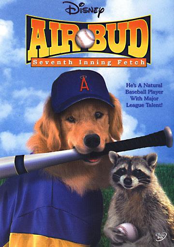 """[Disney] La Saga """"Air Bud"""" (2 films + 12 suites vidéos de 1997 à 2012) 2002-airbud4-1"""