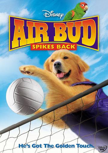 """[Disney] La Saga """"Air Bud"""" (2 films + 12 suites vidéos de 1997 à 2012) 2003-airbud5-1"""