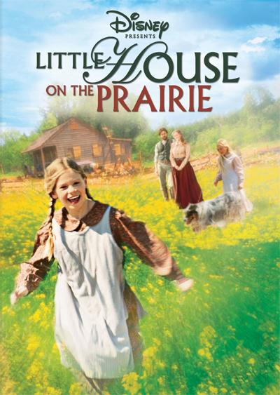 [Walt Disney Television] La Petite Maison Dans la Prairie par Laura Ingalls Wilder (2005) 2005-maison-0