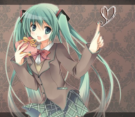 Cute Pics and other adorable things.  - Page 4 Valentines-day-anime-752891