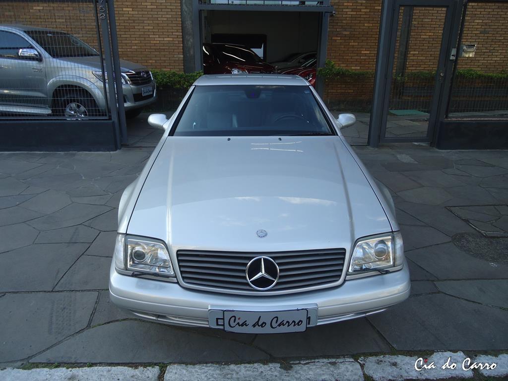 R129 SL500 - 1999 - R$ 120.000,00 75233f66316412798528b30be25c883d