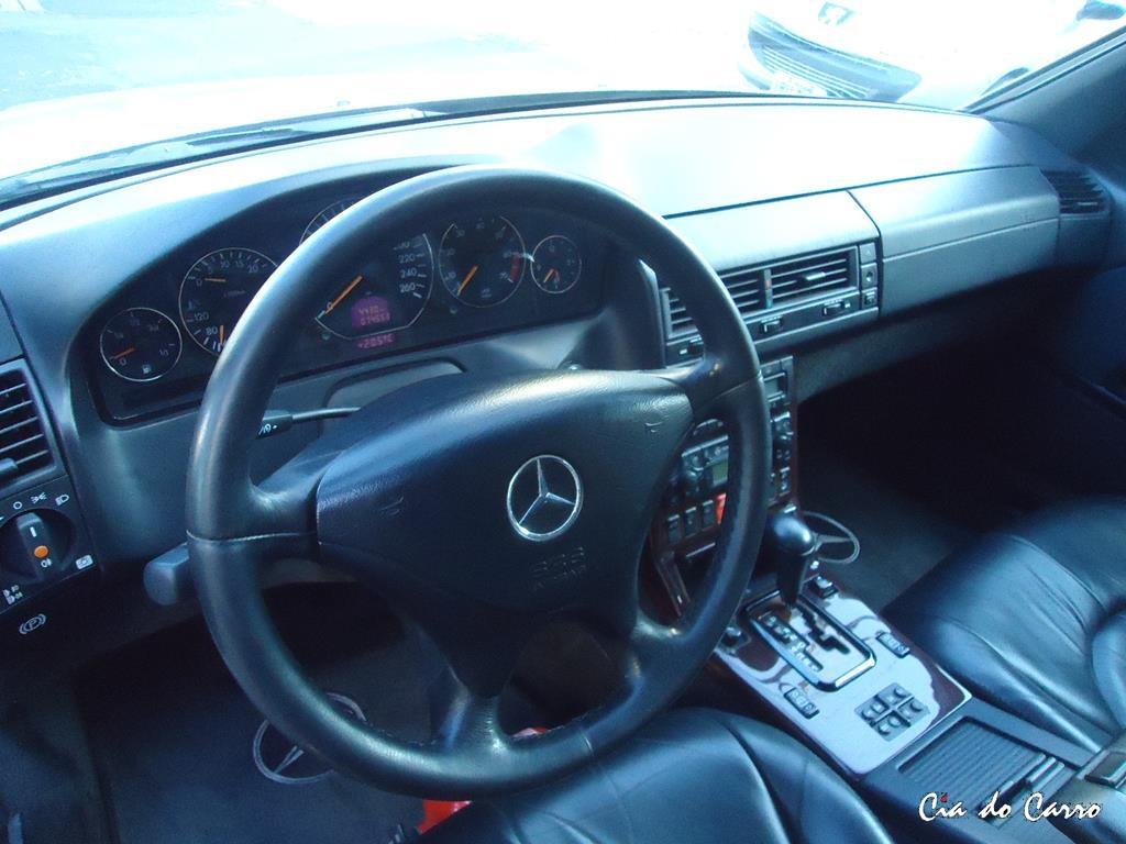 R129 SL500 - 1999 - R$ 120.000,00 8f9d5538926007b10f66446ae5f9fdef