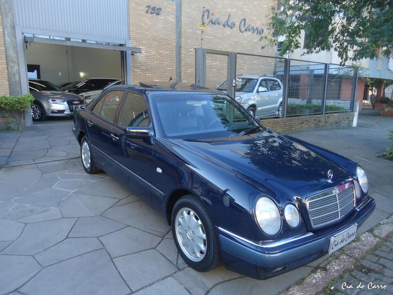W210 E420 Elegance - 1997 - R$ 59.900,00 921f80affe15a5bc309e840daffec5c0
