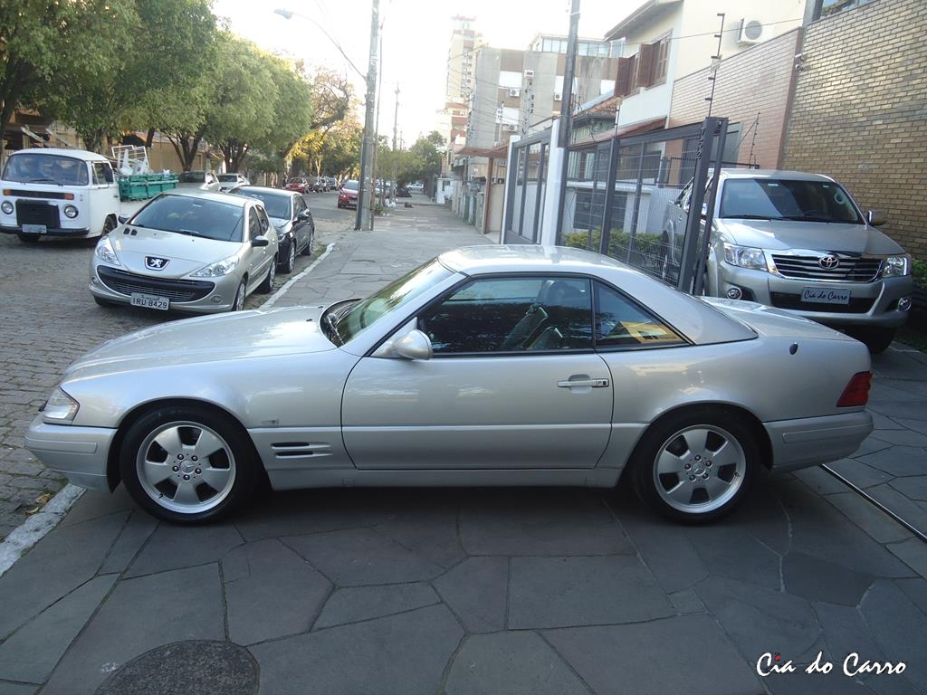 R129 SL500 - 1999 - R$ 120.000,00 D0efcefa1032b257f29fb15e27393f49