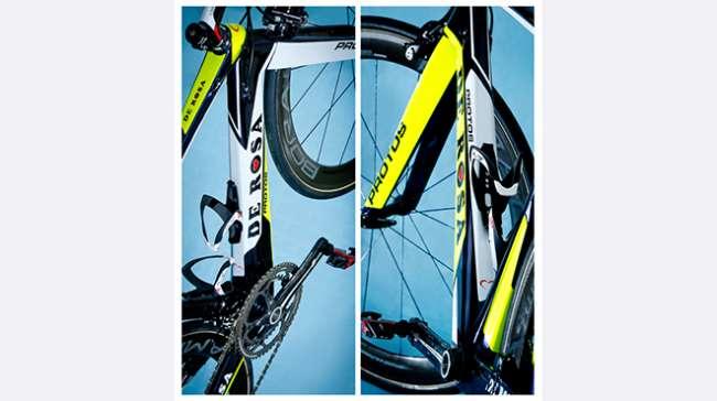 Equipamientos 2014 Fantini-bici