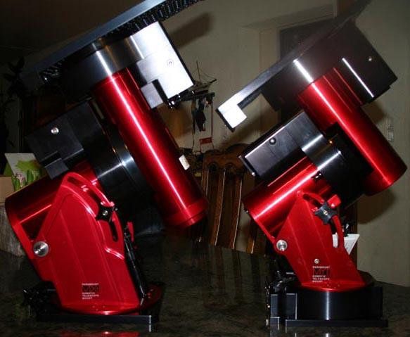 Nouvel Observatoire a Vagney, photos de la construction - Page 3 Vagney91