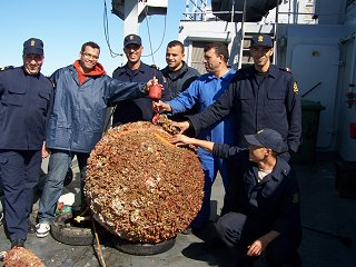 Royal Moroccan Navy Hydrographic, Oceanographic and Cartographic Division  / D.H.O.C - Page 2 Hydro_contents_recup