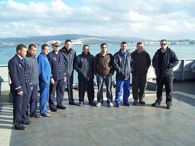 Royal Moroccan Navy Hydrographic, Oceanographic and Cartographic Division  / D.H.O.C - Page 2 Hydro_groupe