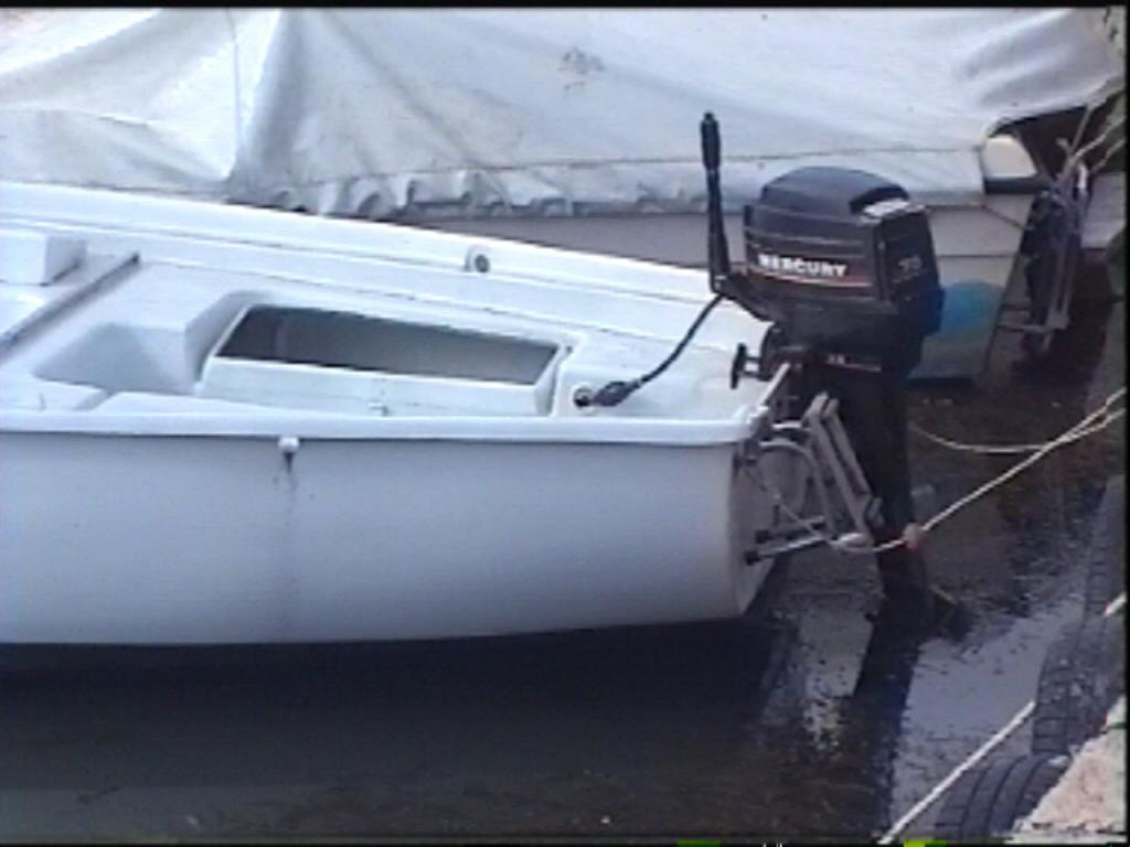 Il motorino di scorta Boat1