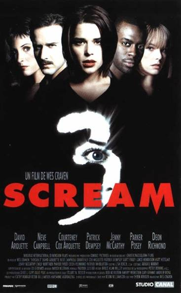 programmes TV Disney hors chaine Disney - Page 3 Scream3aff