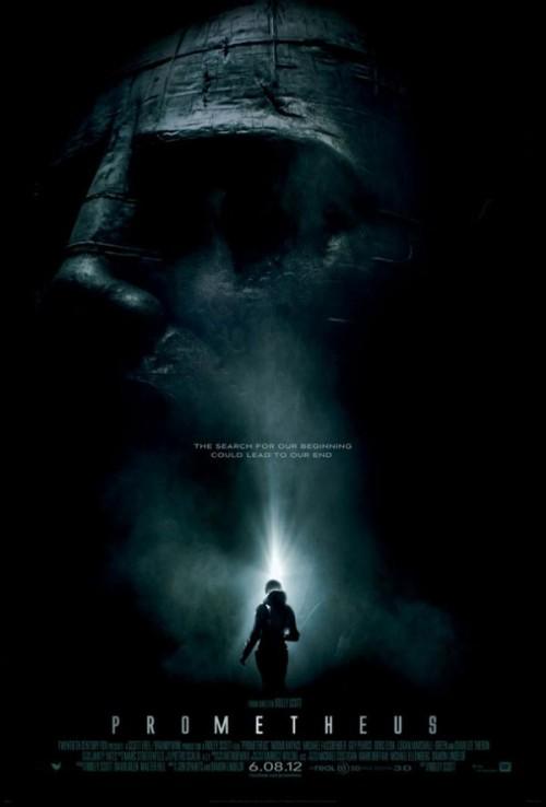 PROMETHEUS  Prometheus-affiche