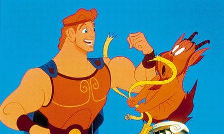 Disney Heróis e Heroinas Hercules-1