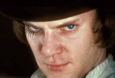Exposition Stanley Kubrick (Cinémathèque française) Naranja-mec%C3%A1nica