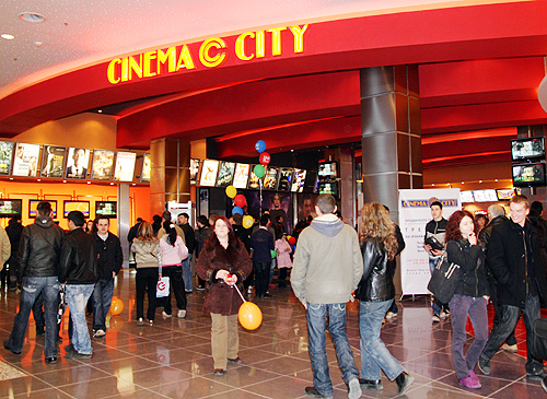 Cinema City Plovdiv-opening