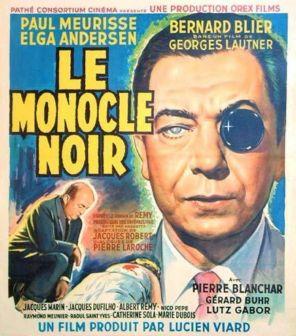 Le Monocle noir, de Georges Lautner Le_monocle_noir01