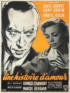 Votre dernier film visionné - Page 2 Une_histoire_d_amour01