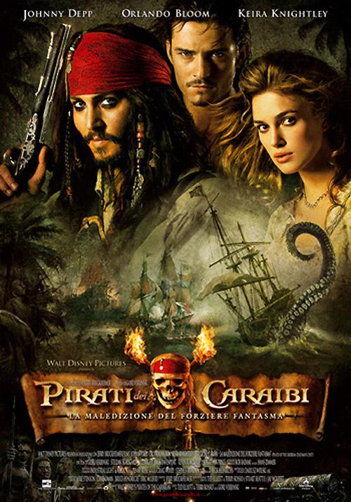 Pirati dei Caraibi - la maledizione del forziere fantasma 3106_big