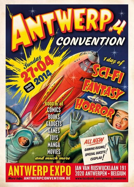 Antwerp Convention 27/04/2014 Index-3382
