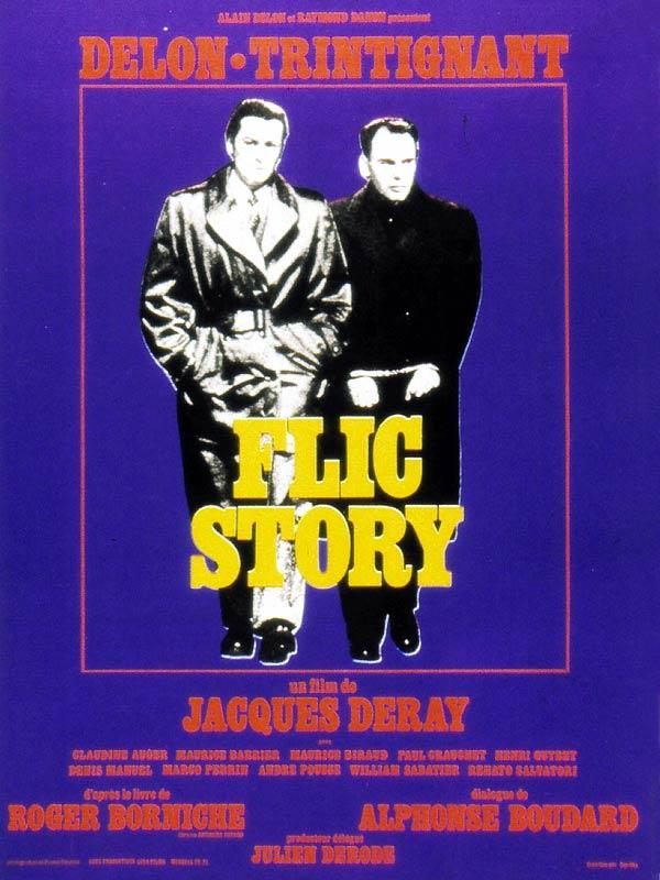Flic Story - 1975 - Jacques Deray 36464-b-flic-story