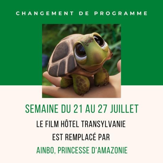 Cinéma : les films à l'affiche en juillet 2021  1351_1624370285