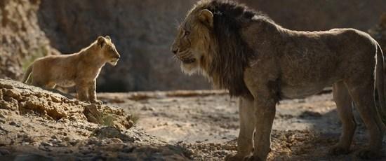 Cinéma : les films à l'affiche en septembre 2019 Roi_lion
