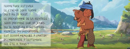 Cinéma : à l'affiche du 22 au 28 juillet Fermeture