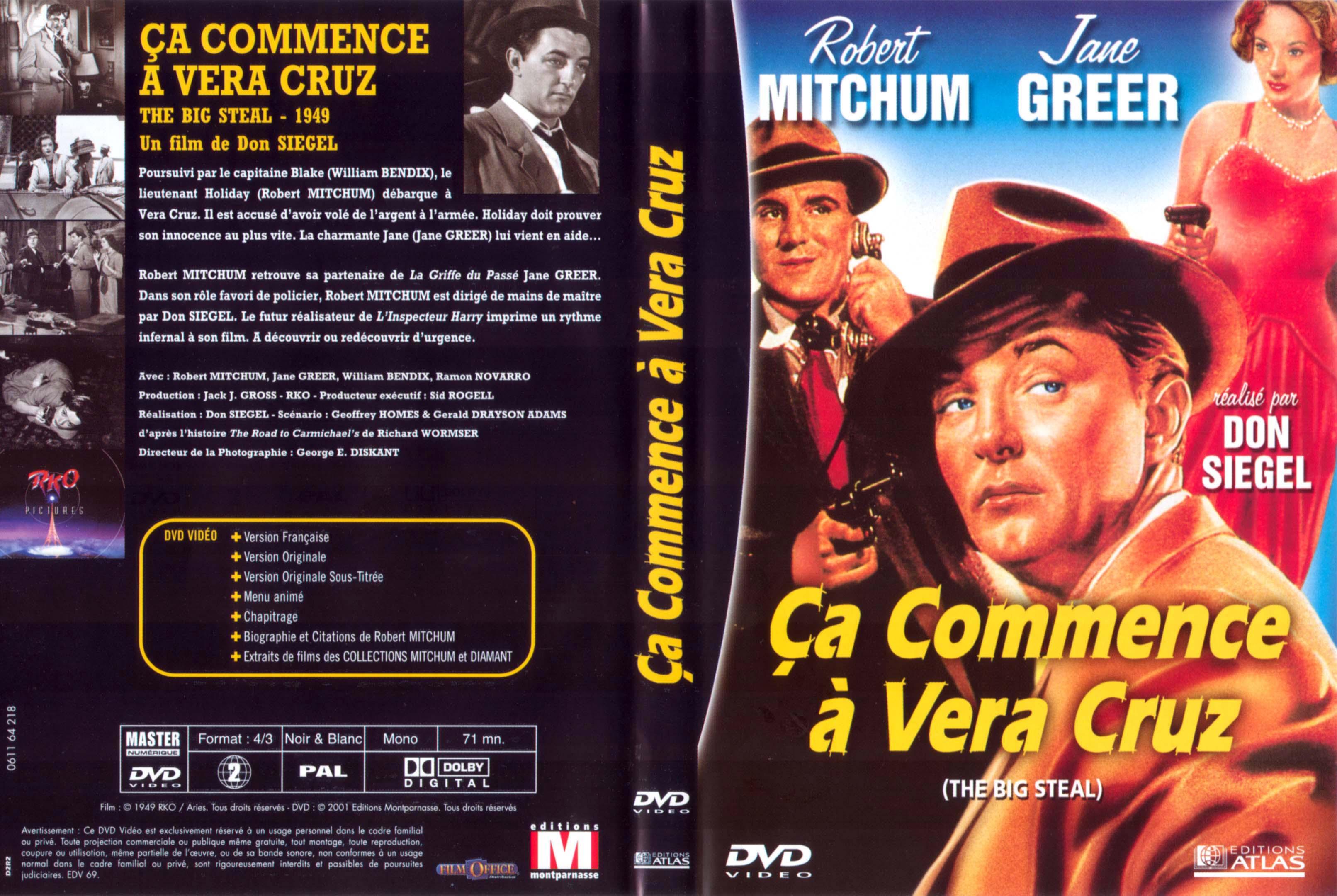 MARABOUT DES FILMS DE CINEMA  Ca_commence_a_Vera_Cruz-10465514052009