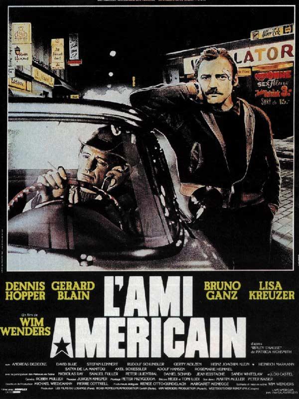 Rory et le cinéma  L-Ami-americain-affiche-8319