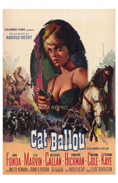 Vestern filmovi  Catballou2