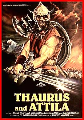 Poster italien du film Princess Bride Thaurus01