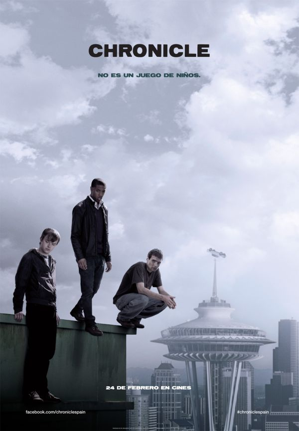 ¿Cúal es la última película que habeis visto? - Página 39 Chronicle_59282