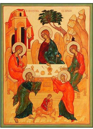 Авраам икона 12840