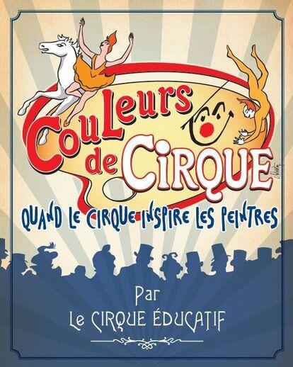 comme tous les ans , en 2019 cirque pour moi en janvier  Visuel-2019