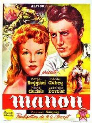 Manon d'Henri-Georges Clouzot Manon