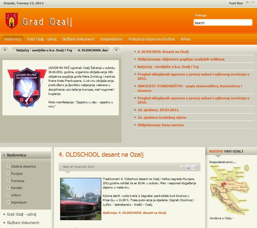 4. OLD SCHOOL DESANT NA OZALJ 30.4. - 01.05.2011. Oz2