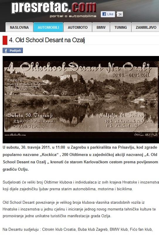 4. OLD SCHOOL DESANT NA OZALJ 30.4. - 01.05.2011. - Page 2 Ozalj11
