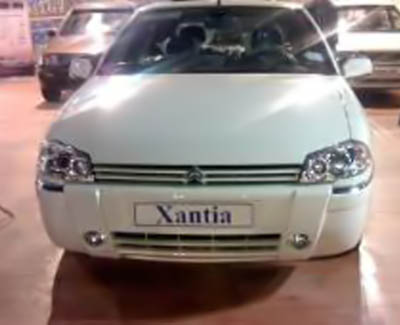 2012 - [Citroën] C-Elysée [M43] New-xantia-1