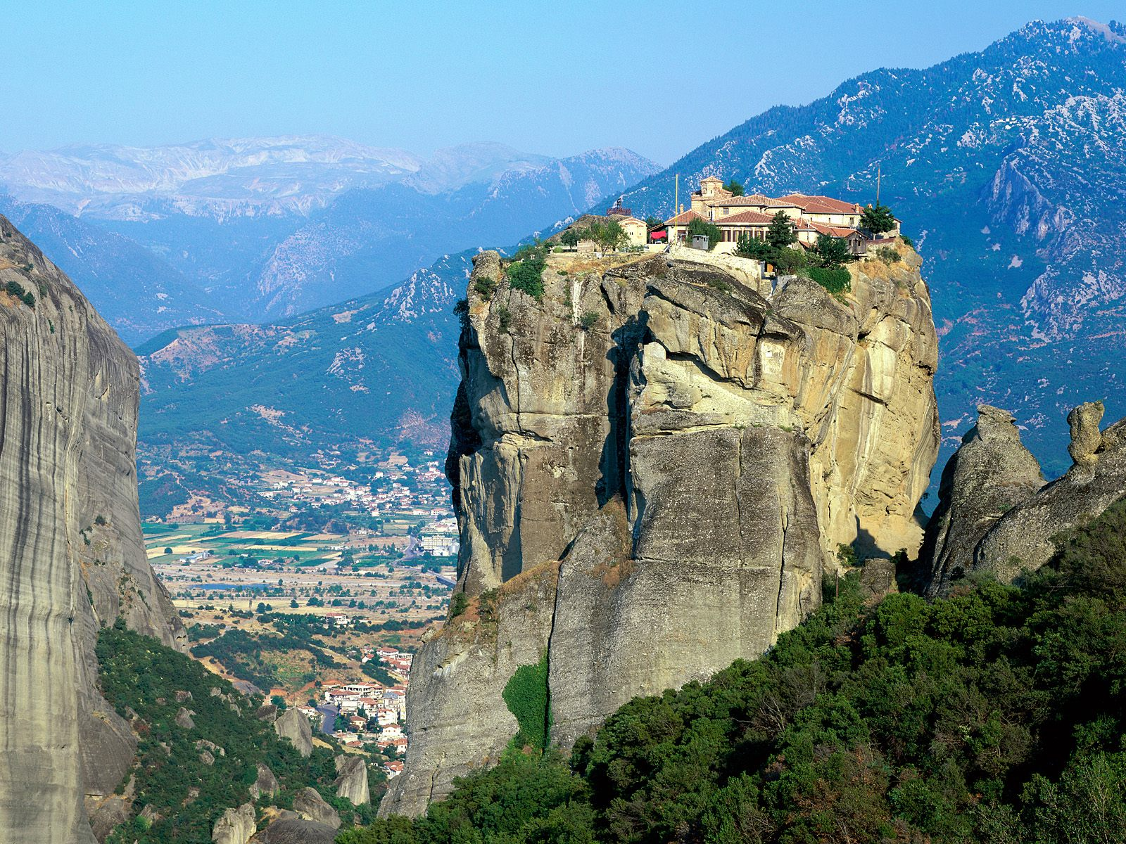 The United States of the Solar System: A.D. 2133 (Book Two) - Page 4 Monastery_of_Agia_Triada_Meteora_Greece