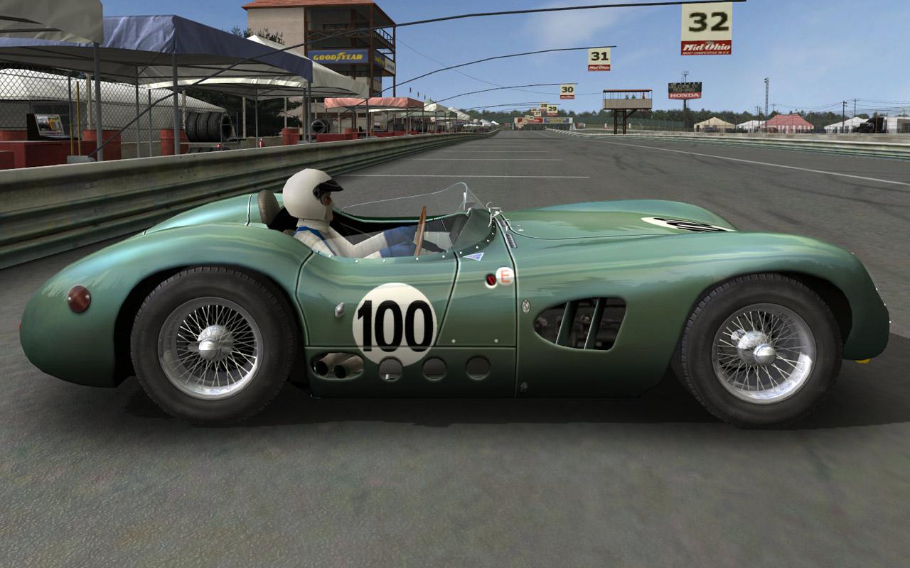 Jag D-type, Aston DBR1 and Ferrari 250TR - Page 3 01
