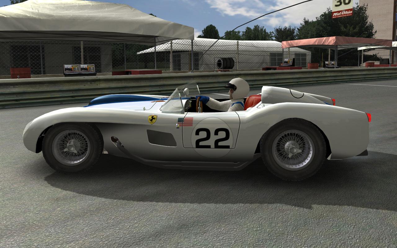 Jag D-type, Aston DBR1 and Ferrari 250TR - Page 4 Testa_05