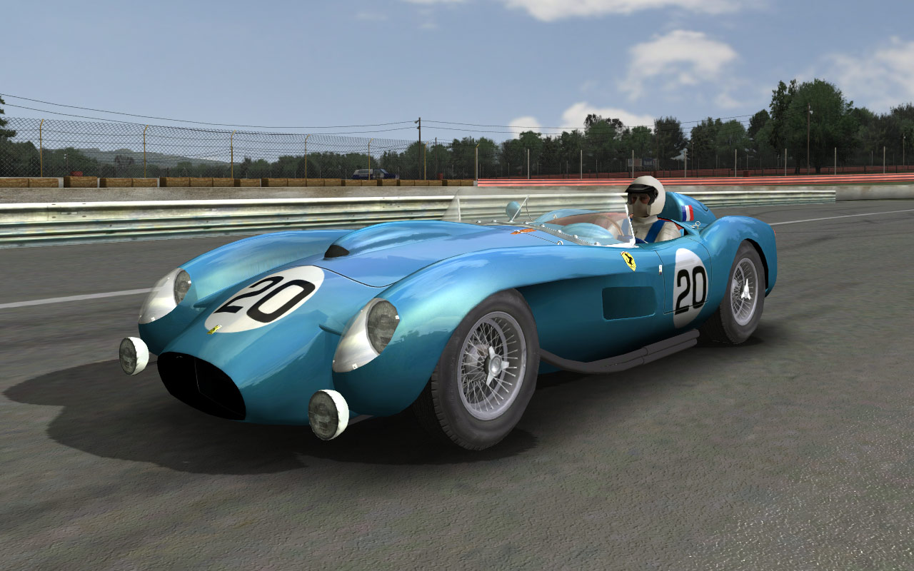 Jag D-type, Aston DBR1 and Ferrari 250TR - Page 4 Testa_07