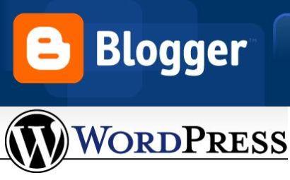 Top mejores formas de ganar dinero con Internet New-blogger-vs-wordpress