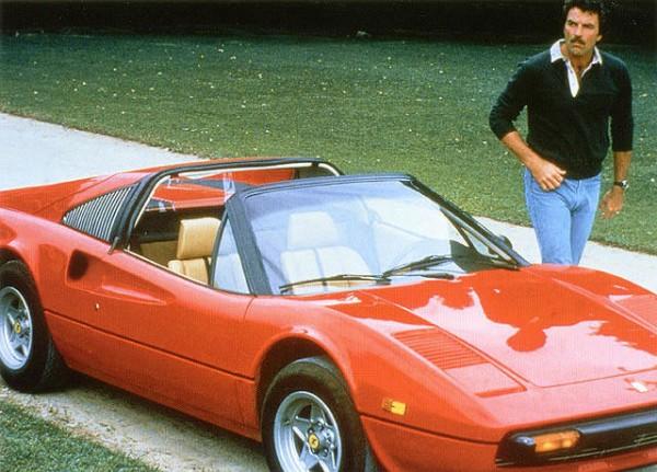Revell Magnum P I Ferrari 308 Gts 1 24
