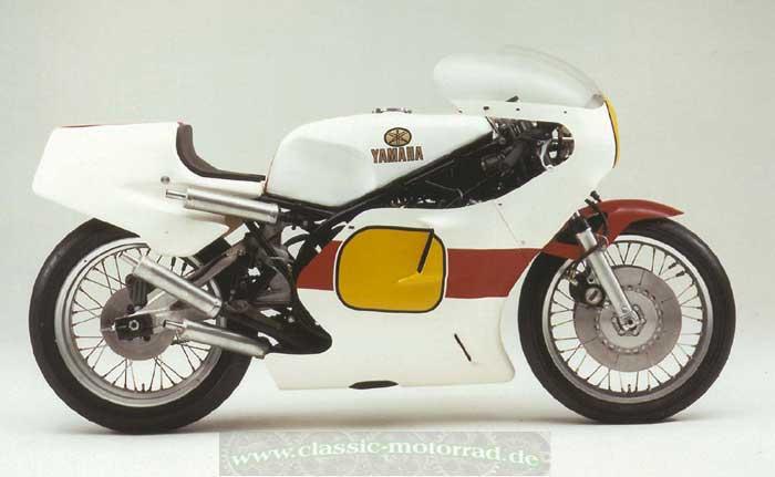 Yamaha TZ .. YamahaTZ50080