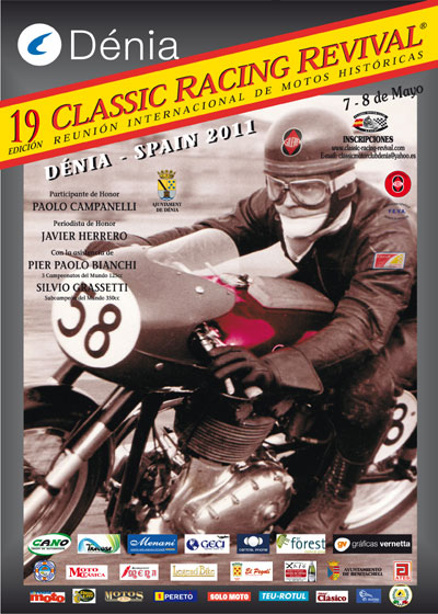 Classic Racing Denia 2011 Posterclassic2011