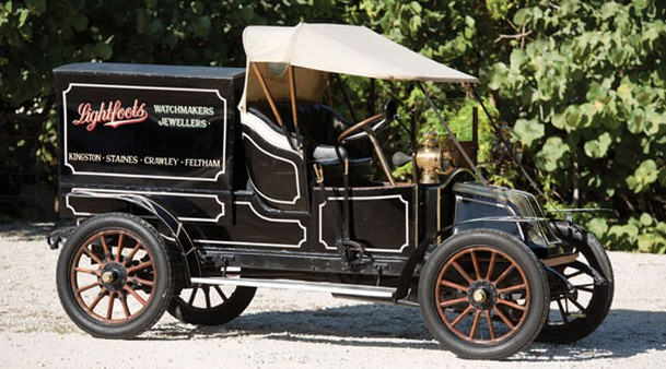 les créations d'érik15 - Page 6 1909-Renault-Camionette-Delivery-Truck