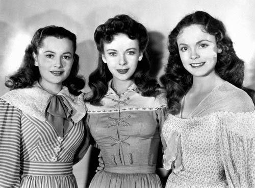 Devotion (1946), un film sur la famille Brontë Devotion1