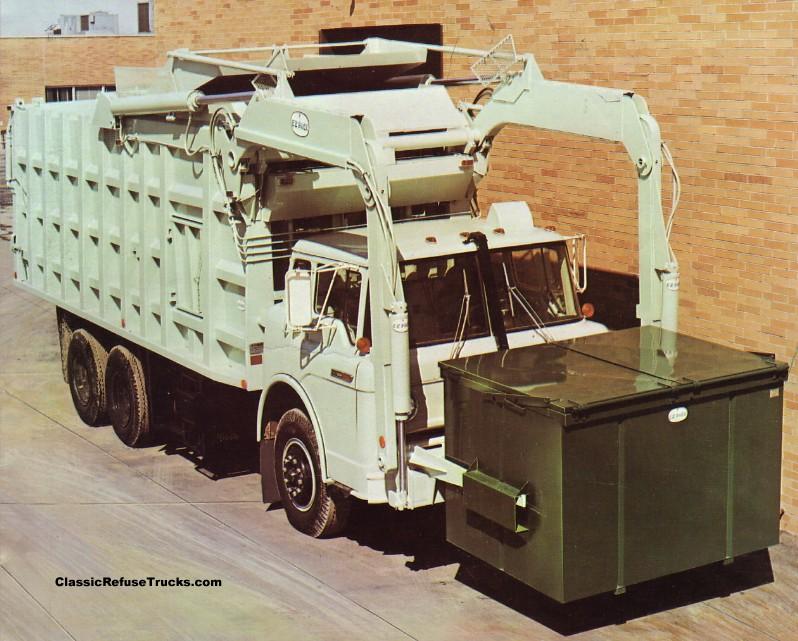 compattatori rifiuti EZ02