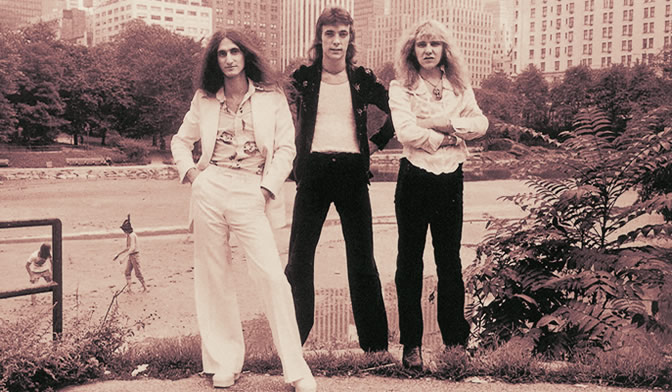 Finding my RUSH ::: the topic Rush-1976